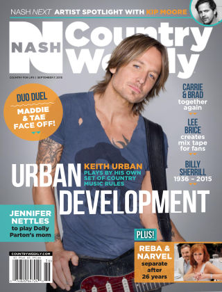 Country Weekly Issue 36, 2015