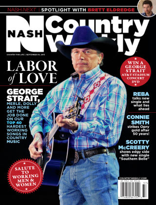 Country Weekly Issue 37, 2015