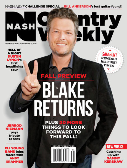 Country Weekly September 11, 2015 00:00