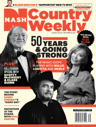 Country Weekly Issue 39, 2015
