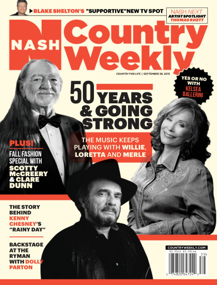 Country Weekly September 18, 2015 00:00