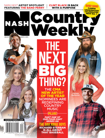 Country Weekly September 25, 2015 00:00