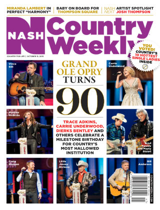 Country Weekly Issue 41, 2015