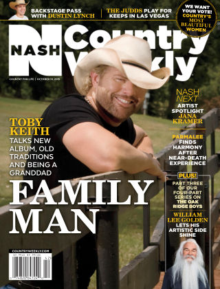 Country Weekly Issue 42, 2015