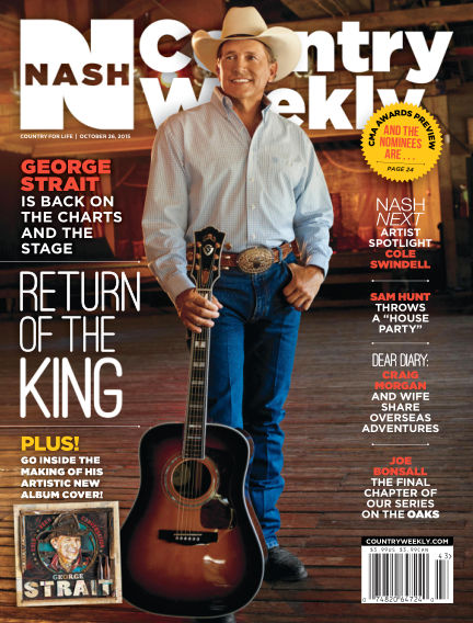 Country Weekly October 16, 2015 00:00