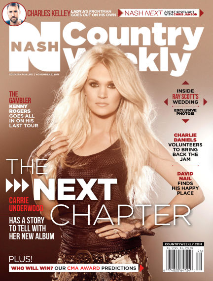 Country Weekly October 23, 2015 00:00