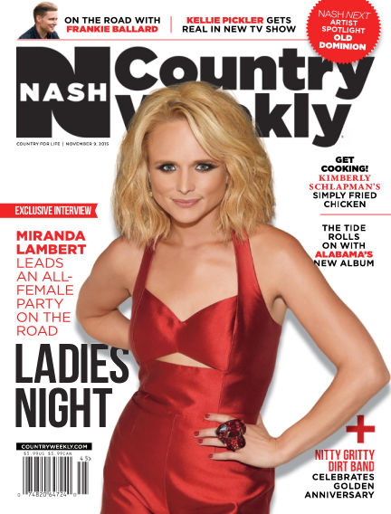 Country Weekly October 30, 2015 00:00