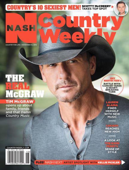 Country Weekly November 06, 2015 00:00