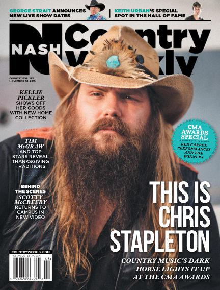 Country Weekly November 20, 2015 00:00