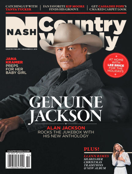 Country Weekly December 11, 2015 00:00