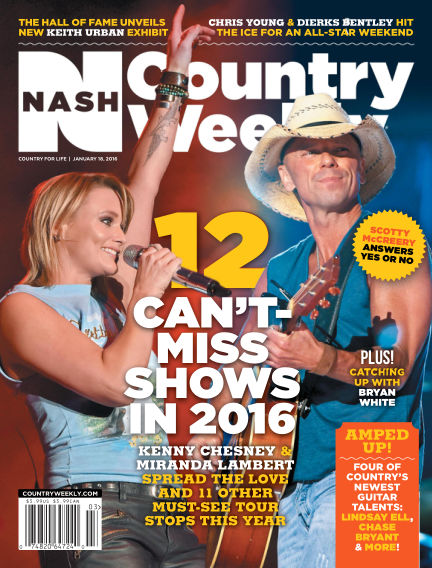 Country Weekly January 08, 2016 00:00