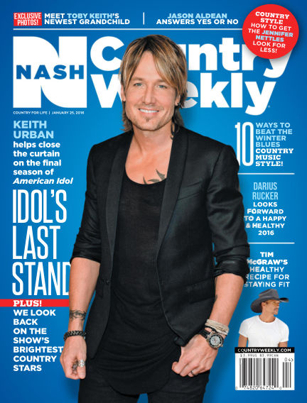 Country Weekly January 15, 2016 00:00