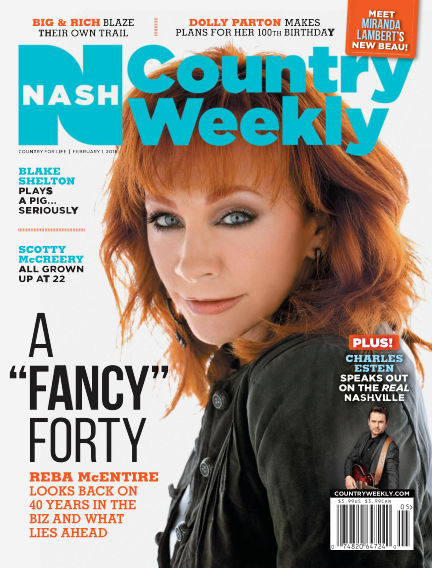 Country Weekly January 22, 2016 00:00