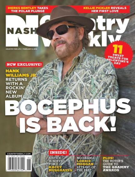 Country Weekly January 29, 2016 00:00