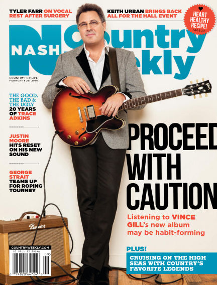 Country Weekly February 19, 2016 00:00