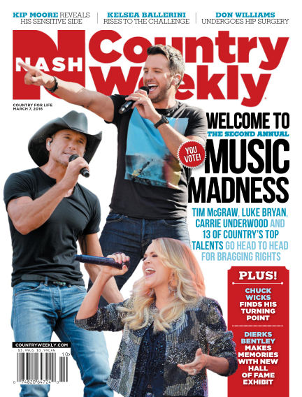 Country Weekly February 26, 2016 00:00