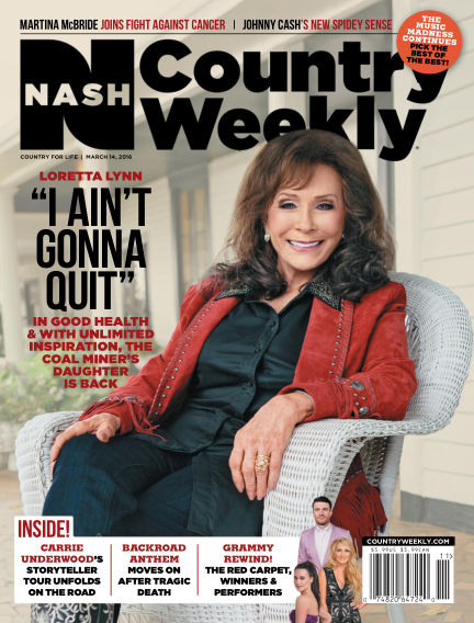 Country Weekly March 04, 2016 00:00