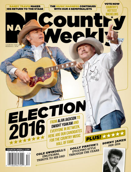 Country Weekly March 11, 2016 00:00