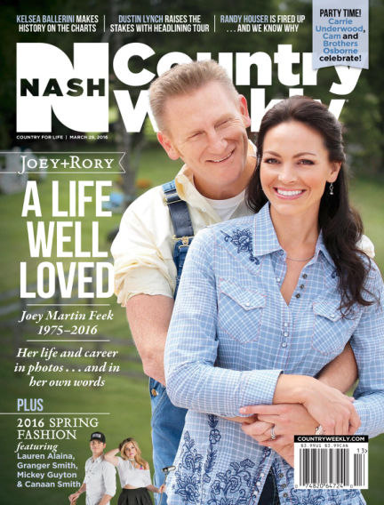 Country Weekly March 18, 2016 00:00