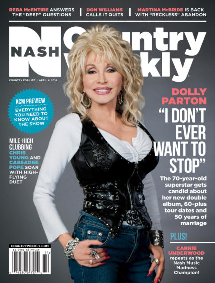 Country Weekly March 25, 2016 00:00