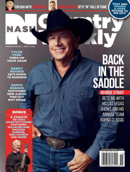 Country Weekly April 01, 2016 00:00