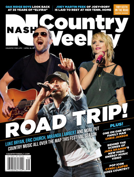 Country Weekly April 08, 2016 00:00