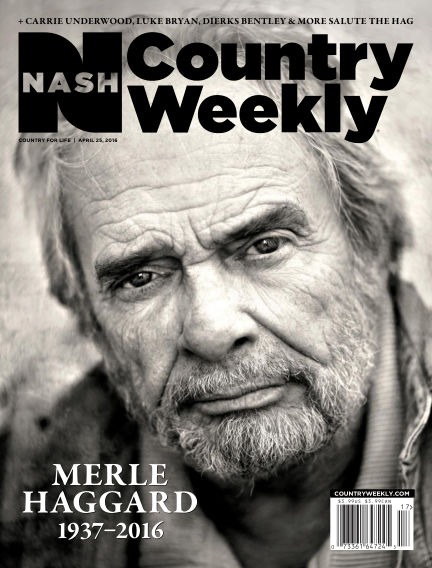 Country Weekly April 15, 2016 00:00