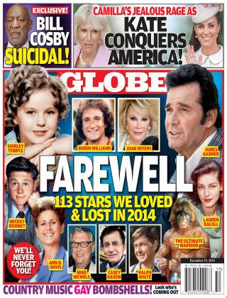 Globe Issue 50