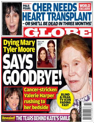 Globe Issue 51