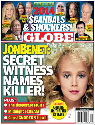 Globe Issue 1, 2015