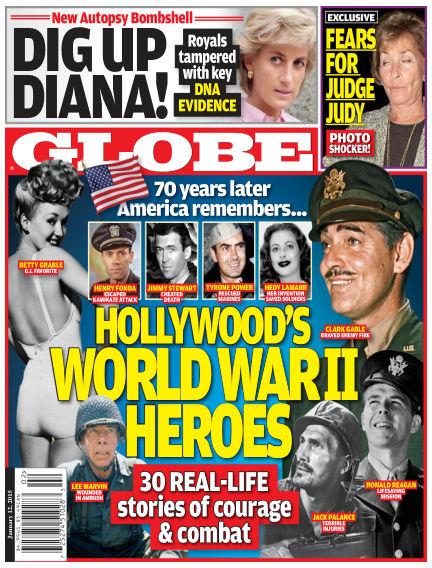 Globe January 02, 2015 00:00