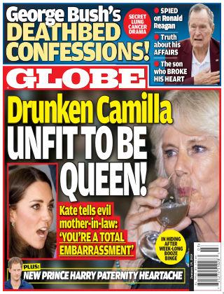 Globe Issue 3, 2015