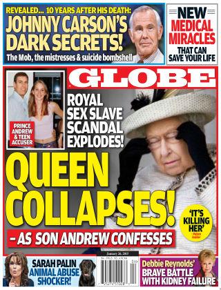 Globe Issue 4, 2015