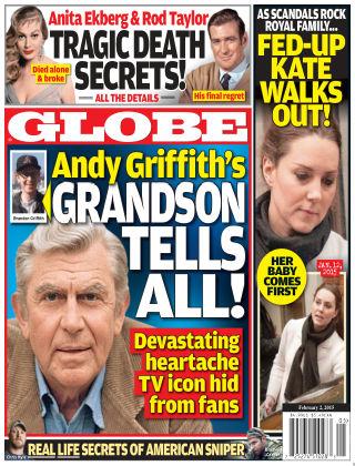 Globe Issue 5, 2015