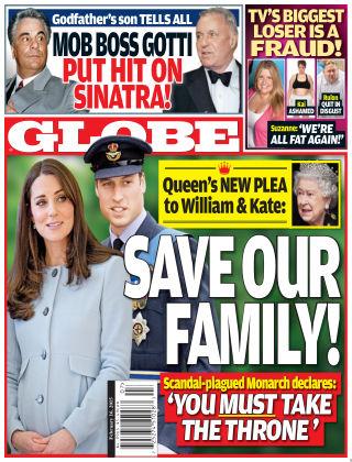 Globe Issue 7, 2015