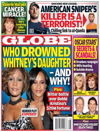 Globe Issue 8, 2015