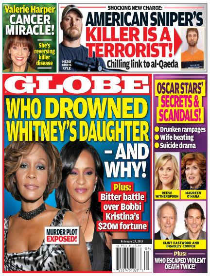 Globe February 13, 2015 00:00