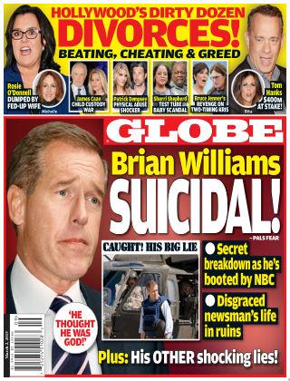 Globe Issue 9, 2015