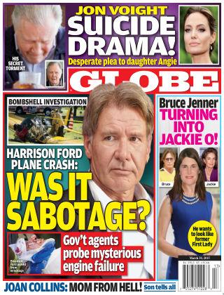 Globe Issue 13, 2015