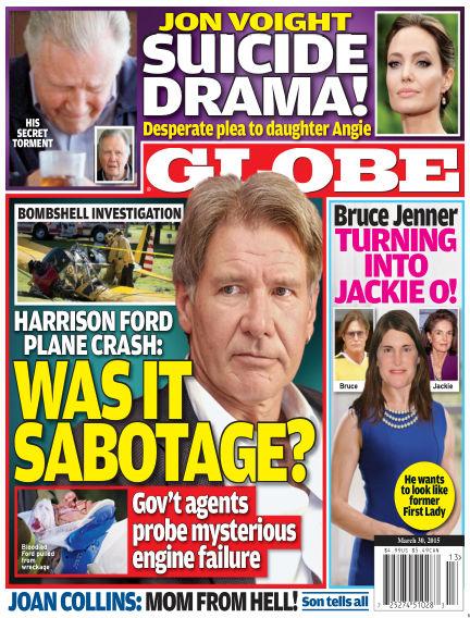 Globe March 20, 2015 00:00
