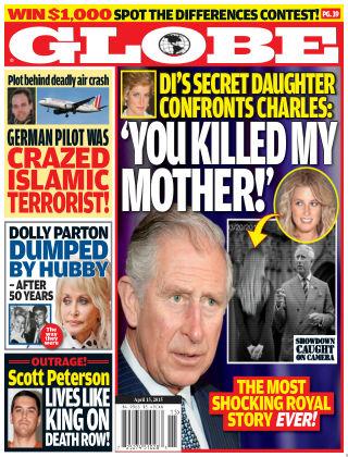 Globe Issue 15, 2015