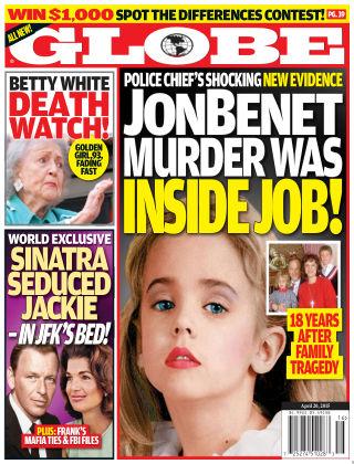 Globe Issue 16, 2015