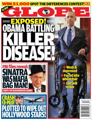 Globe Issue 17, 2015