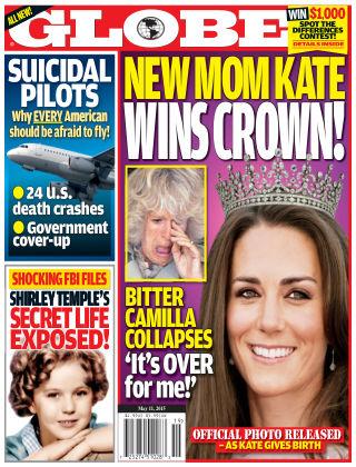 Globe Issue 19, 2015
