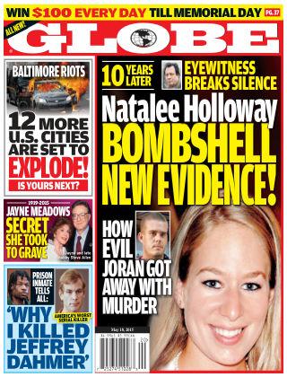 Globe Issue 20, 2015