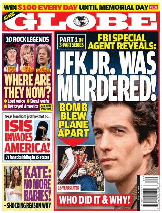 Globe Issue 21, 2015