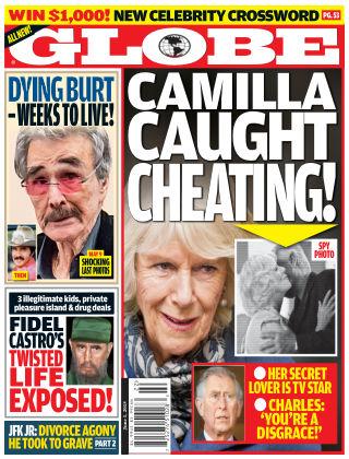 Globe Issue 22, 2015