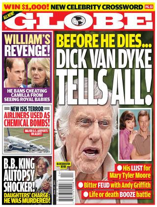 Globe Issue 24, 2015
