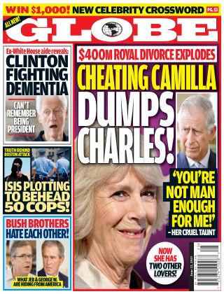 Globe Issue 25, 2015