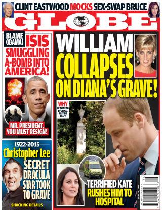 Globe Issue 26, 2015
